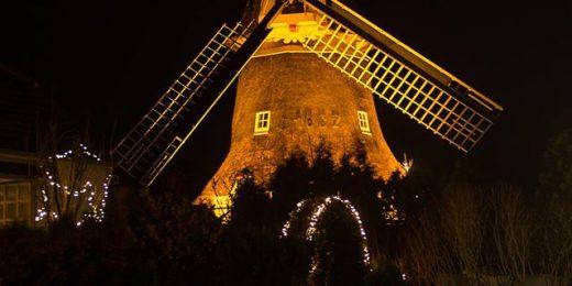 Windmühle Selden Rüst