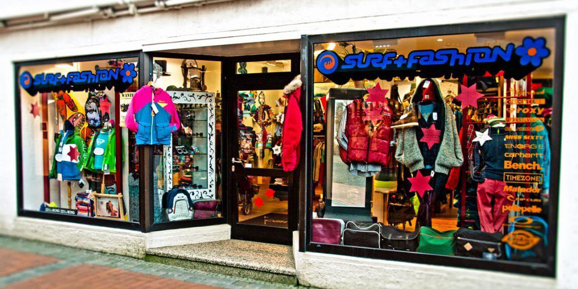 Surf und Fashion Aussen