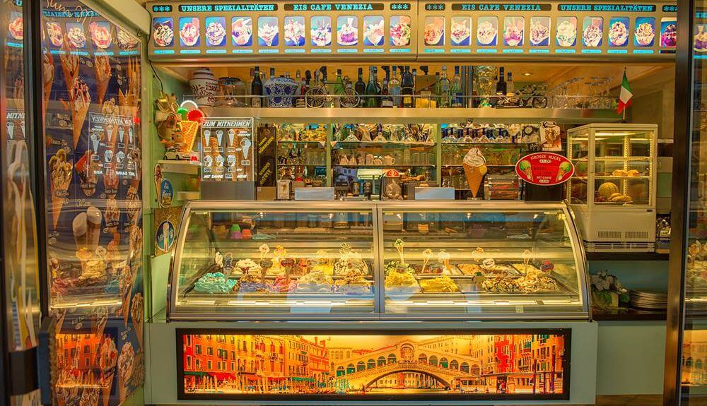 Eiscafe San Marco Norderney