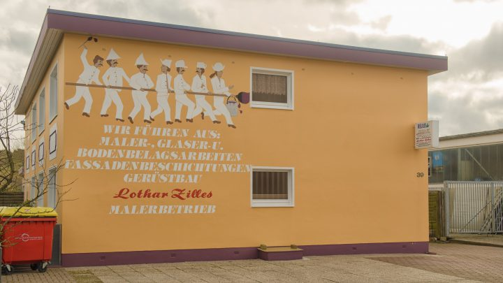 Zilles Maler Norderney Gewerbegebiet