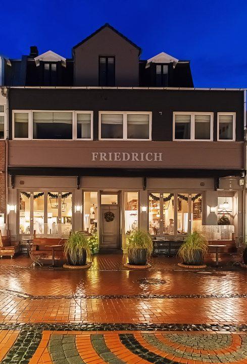 Friedrich Café Norderney