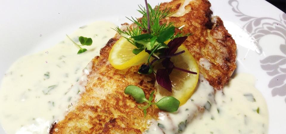 Kleine Fischrestaurant Norderney Fisch 3