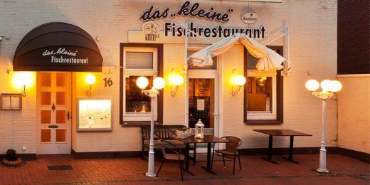 Das kleine Fischrestaurant