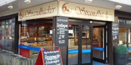 Strandbäckerei