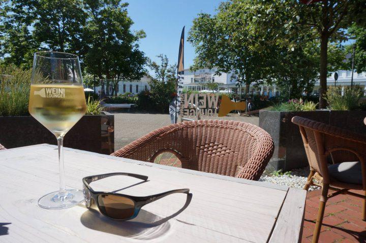 Weinlounge Norderney Sommer 2