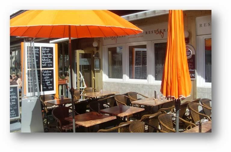 Restaurant city Norderney