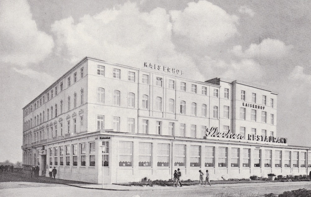 kaiserhof norderney