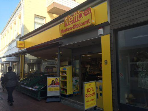 Netto Strandstraße