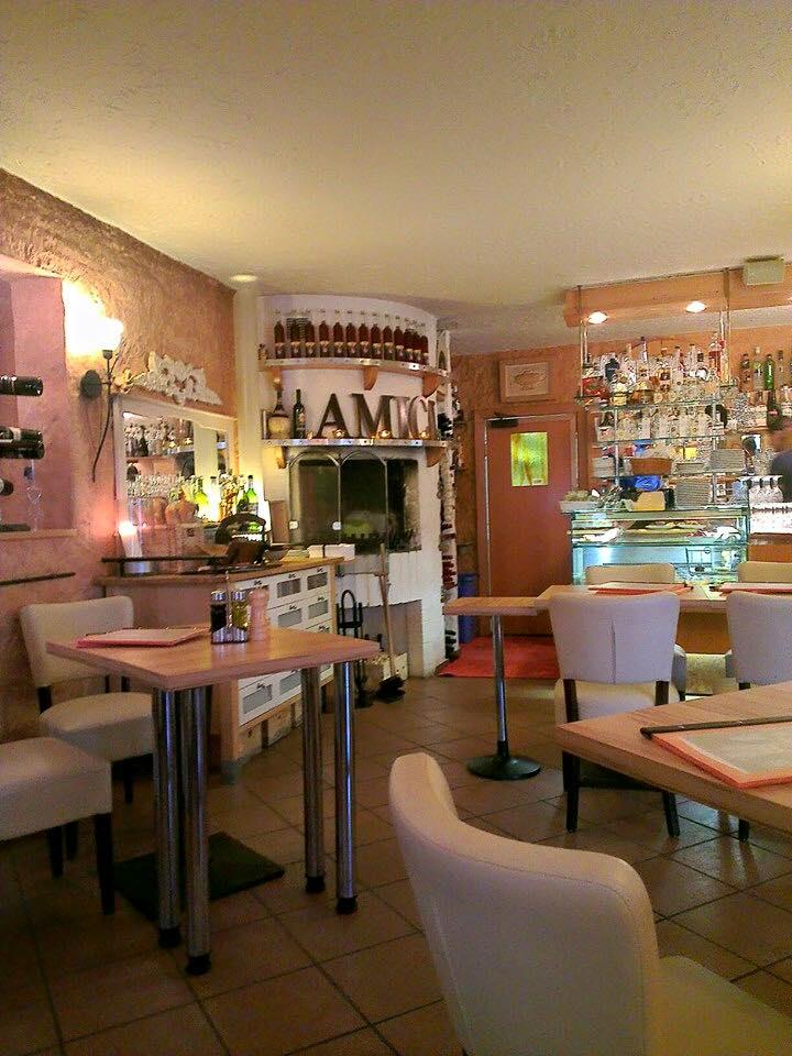 Restaurant amici norderney speisekarte
