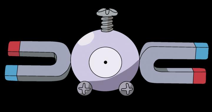pokemon magnetilo