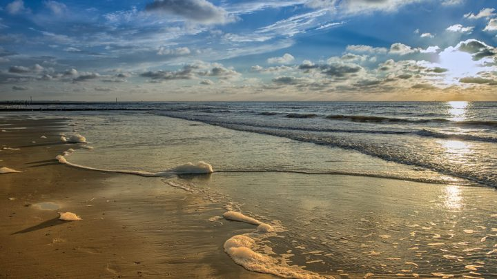 abendstimmung Strand