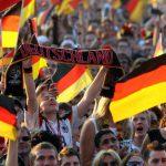 fahre deutsch Fußball