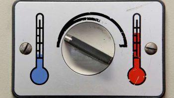 Temperatur Klimaanlage