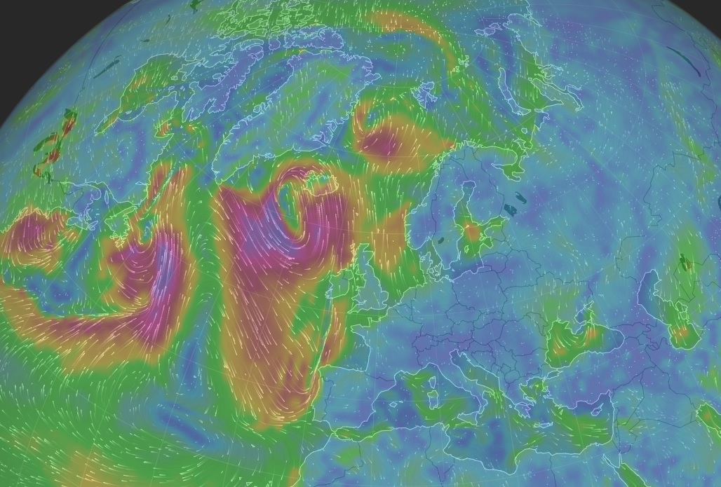 Nordatlantik Windytv