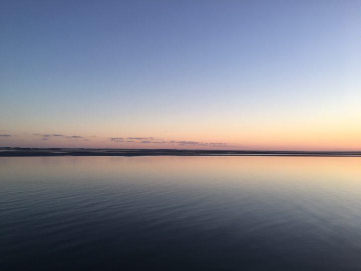 Sonnenaufgang Norderney