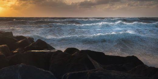 Gegenwind auf Norderney