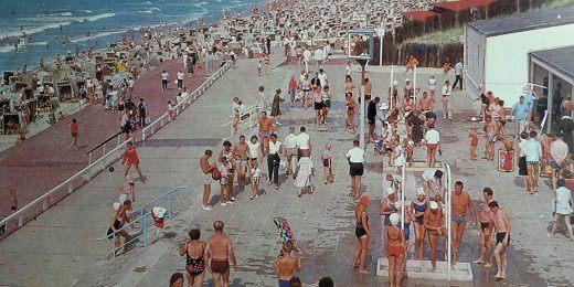 nordstrand im Sommer 1970