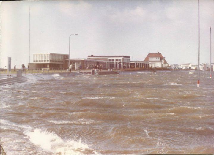 Hafen sturmflut 80er