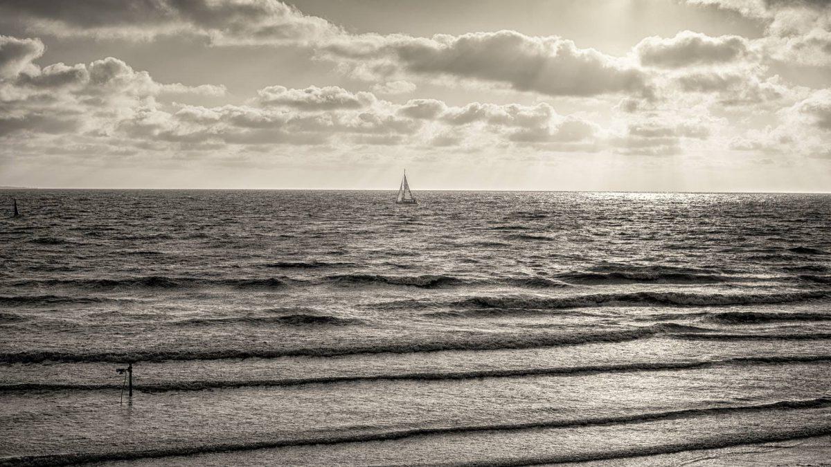nordsee sw schiff Strand