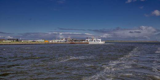 Frisia hafen Norderney