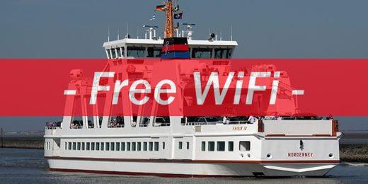 free wifi frisia