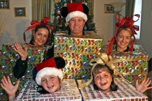witzig Weihnacht