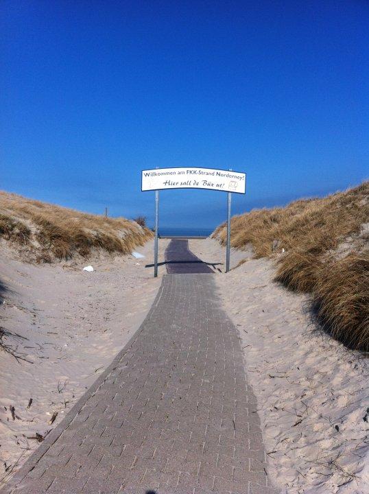 fkk strand norderney