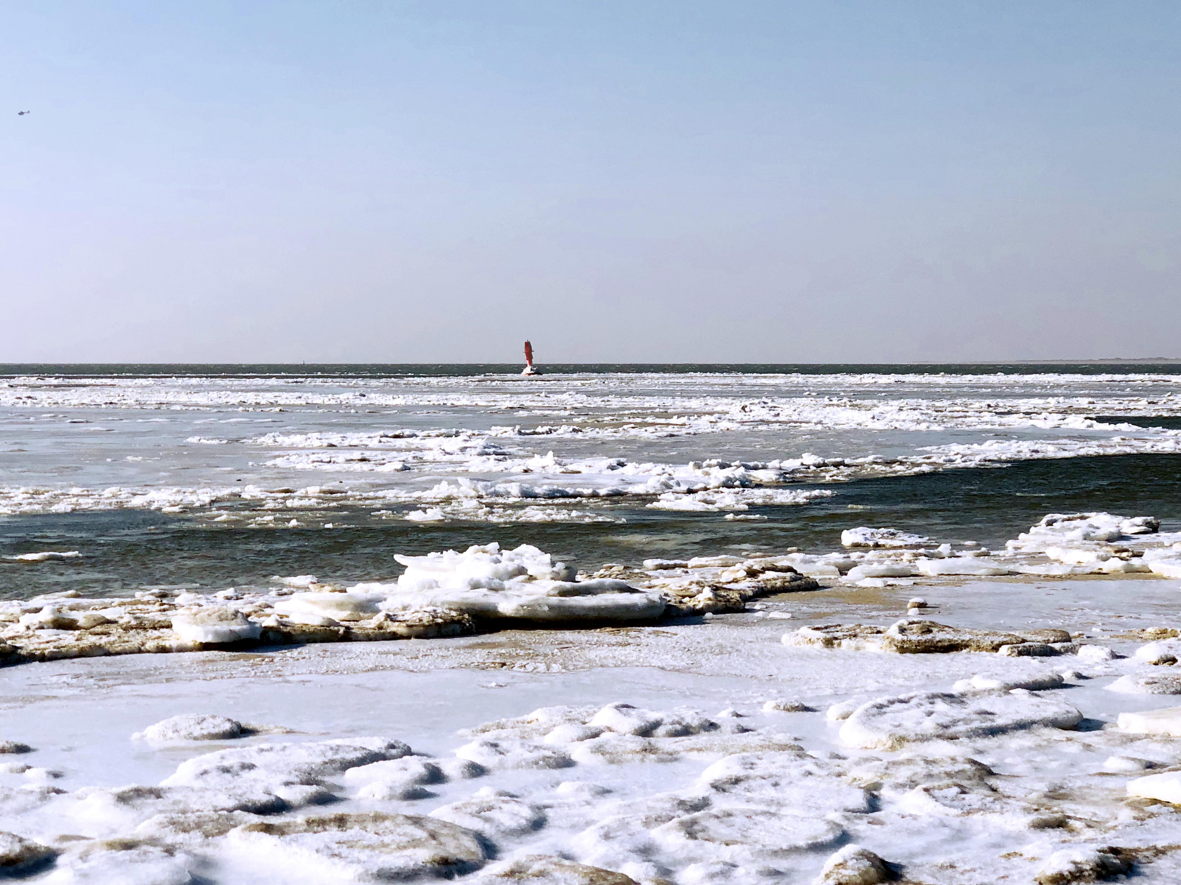 Norderney Winter 2018
