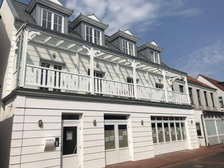 Sommerlücken Friesenhuus Norderney