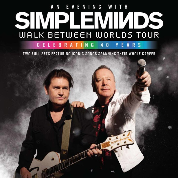 simple minds waterfront
