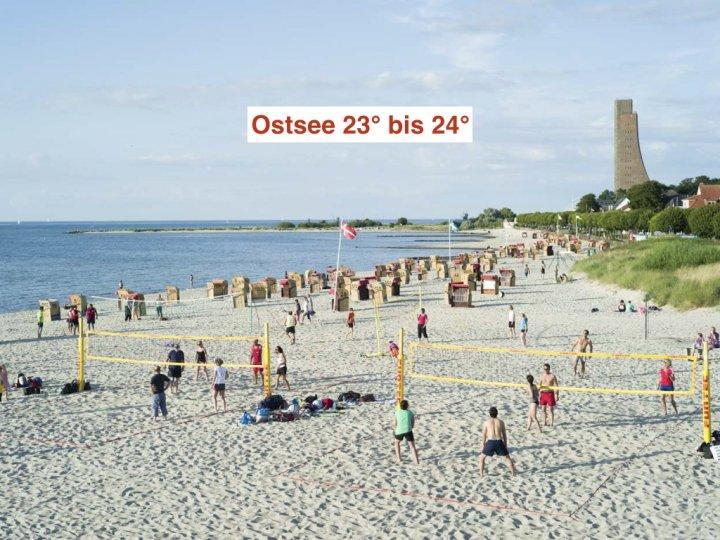 Wassertemperatur Ostsee