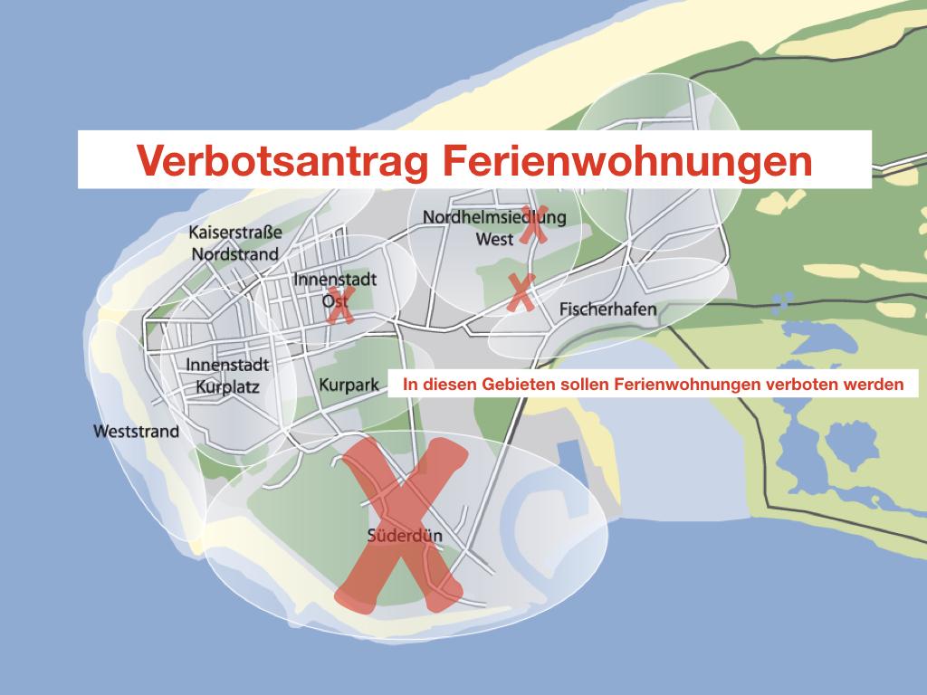 verbot Ferienwohnungen