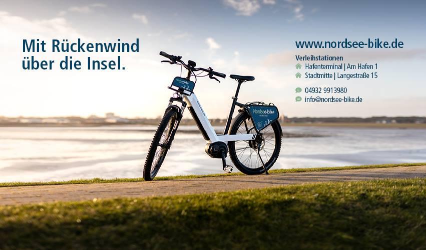 Nordsee-Bike Norderney