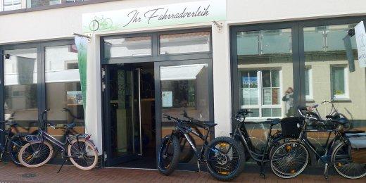 Drahtesel Fahrradverleih & Bistro