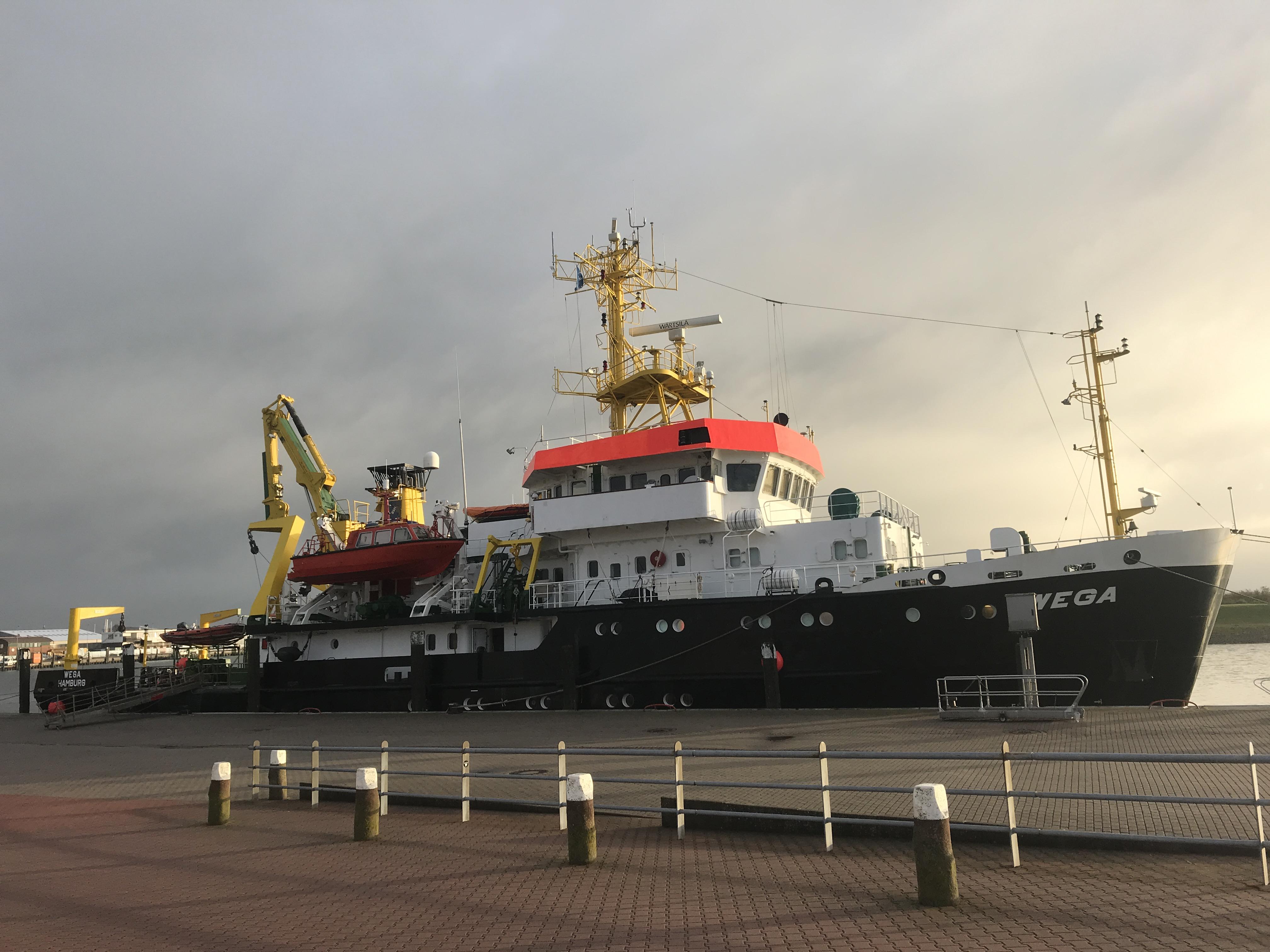Hafen Norderney Wega