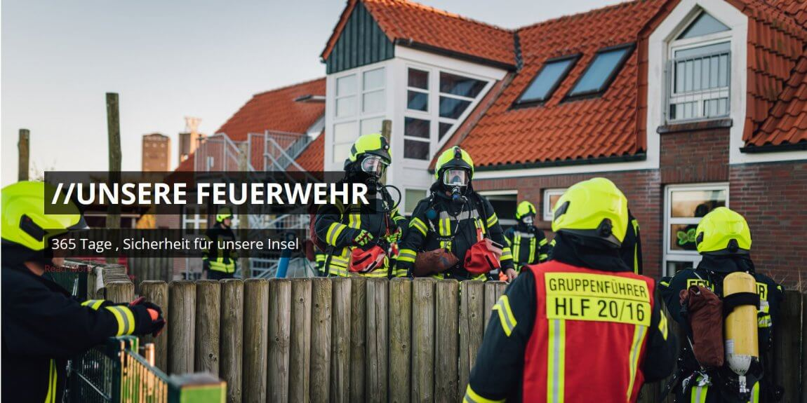 Freiwillige Feuerwehr Norderney