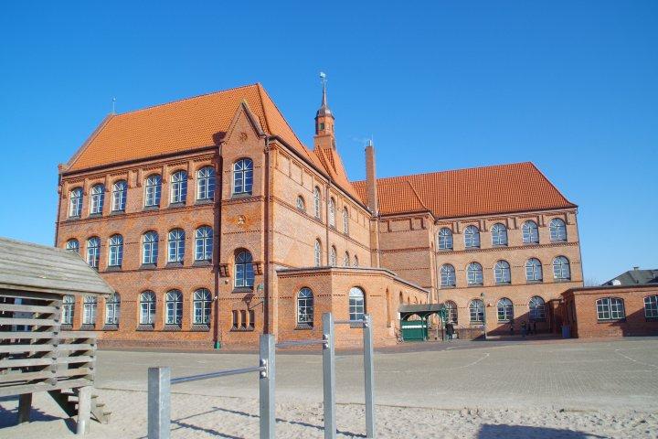 Wochenmarkt Norderney Schule