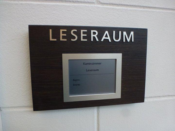 Leseraum Norderney