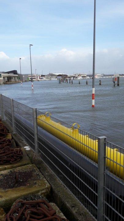 Wasser Hafen Ney