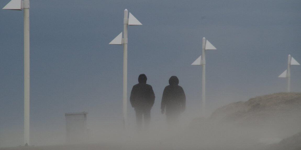 Sturm Sabine Küstenschutz