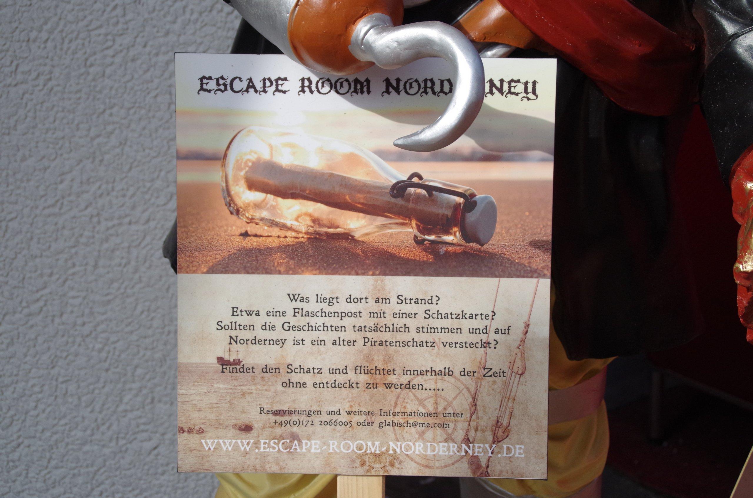 Escape Room Norderney