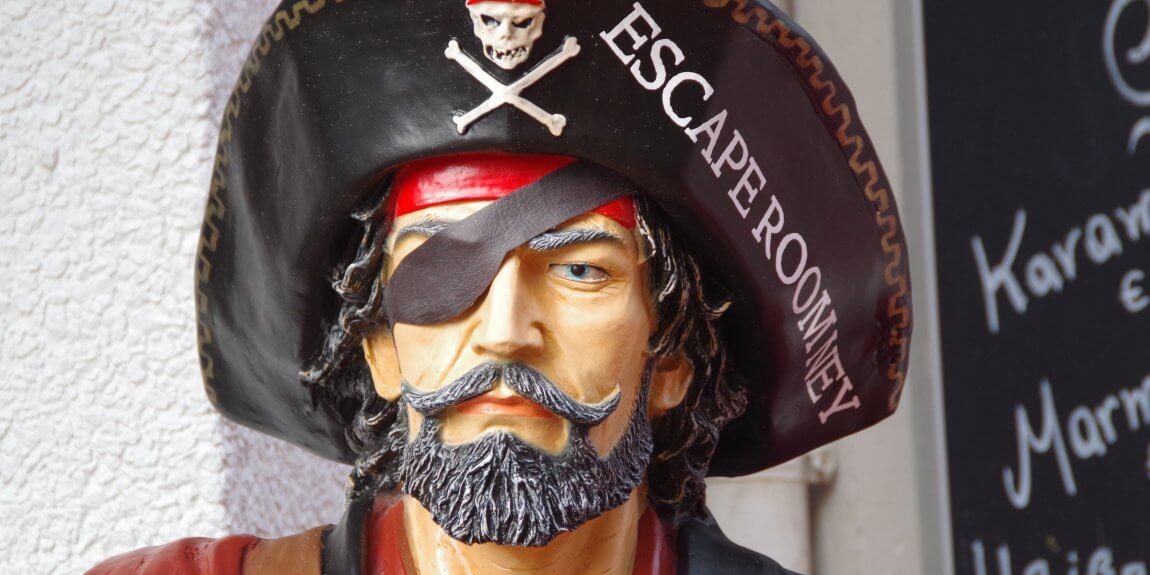 Pirat Escape Room