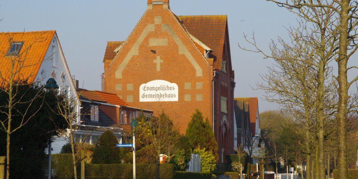 ev. Gemeindehaus Norderney