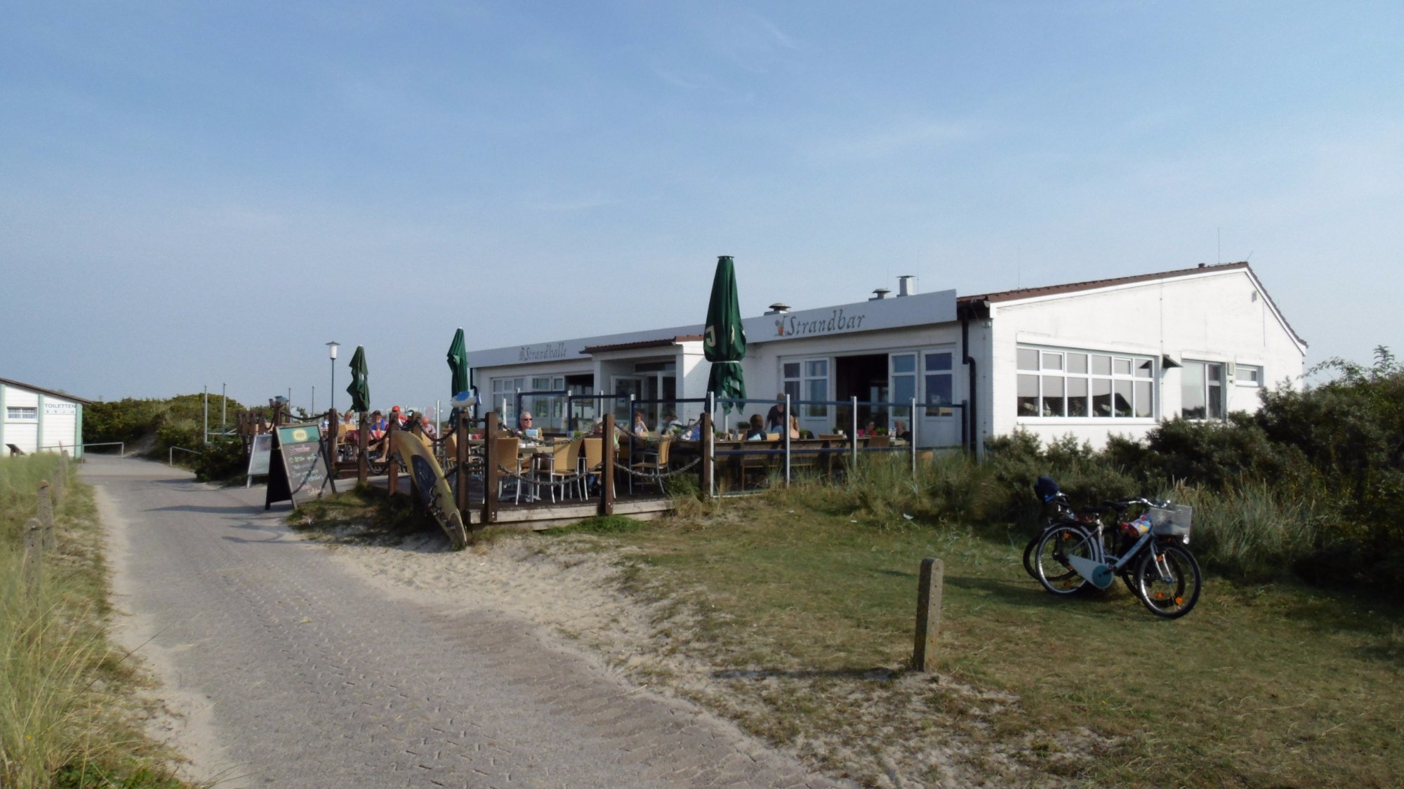 Strandhalle Spiekeroog