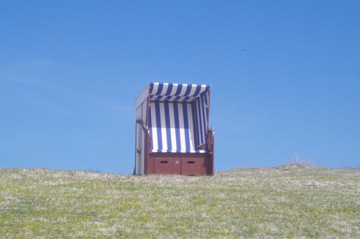 Strandkorb Weststrand
