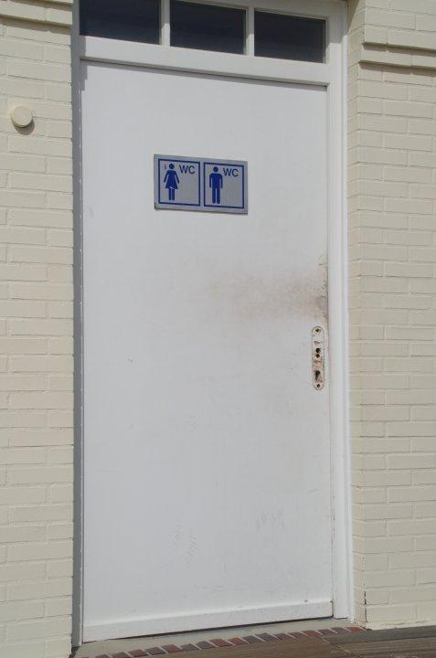 Toiletten Westbad