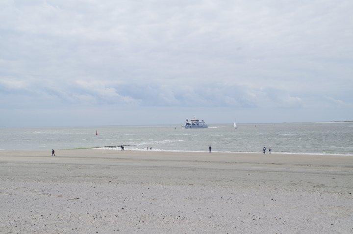 Frisia vor Norderney