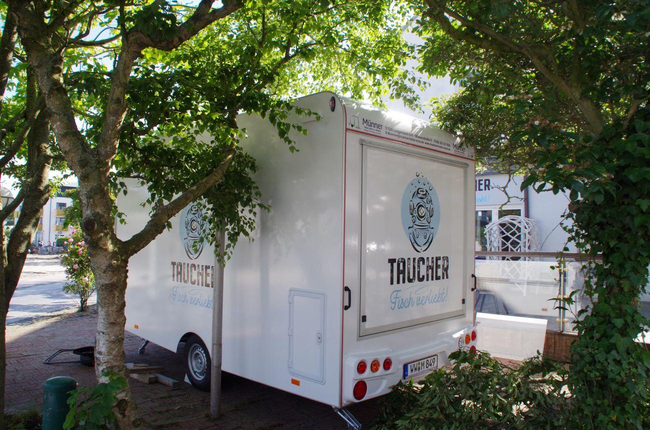 neues Restaurant Taucher
