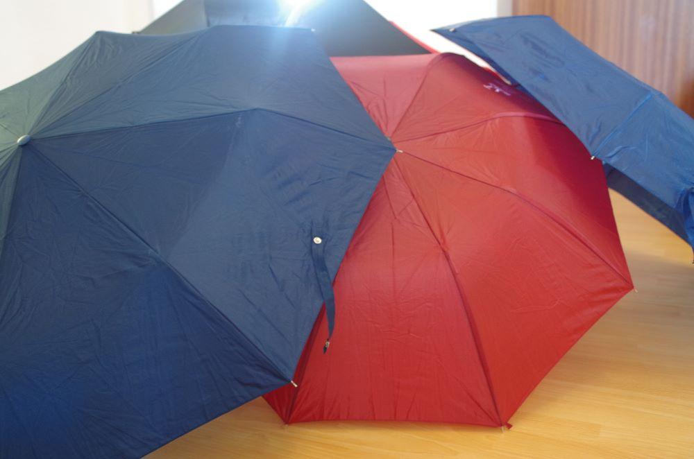 Schirme für das Klima
