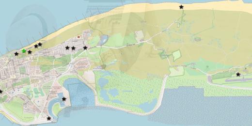 Hotspots für WLAN